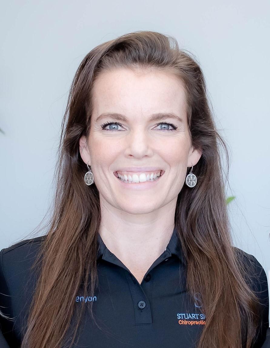 headshot of Dr. Alyssa R. Kenyon